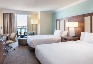 Hilton Clearwater Beach Resort & Spa Guest Room