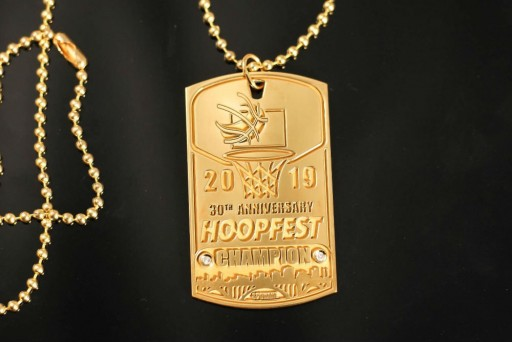 Jewelry Design Center Collaborates With Spokane Hoopfest Association on Prizes for Hoopfest Elite Champions