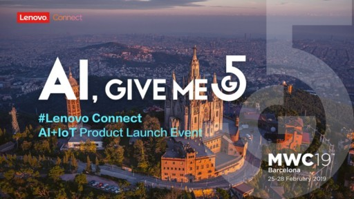 MWC19: First Smart EMM Solution, ThinkUEM Was Released by Lenovo Connect to Empower the Era of Smart IoT