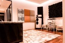 High Fidelity Audio Room