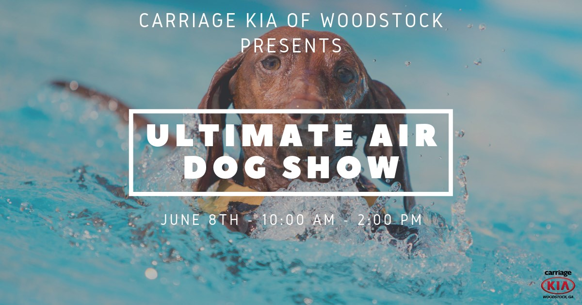 Carriage Kia Woodstock >> Air Dogs At Carriage Kia Of Woodstock Newswire