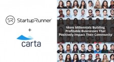 StartupRunner Partners With Carta to Standardize Business Ownership Management for Millennial Entrepreneurs