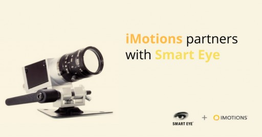 iMotions & Smart Eye Partner to Combine High-End, Non-Intrusive, Eye Tracking With Emotional Tracking and Biometric Measurements