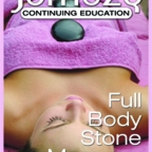 "Jumozy Presents a Comprehensive 7 Hour ""Full Body Stone Massage"" Online Continuing Education Course"