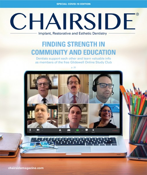 Glidewell Publishes Recovery-Focused Edition of Chairside® Magazine Online