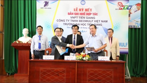 Beowulf Partners with The Biggest Telco in Vietnam to Pave Way for Smart City Development