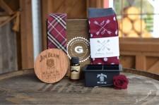 Gentleman's Box Featuring Jim Beam