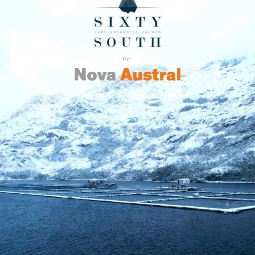 Nova Austral Unveils Sixty South - Pure Antarctic Salmon First Preview Exclusively at Boston Seafood Expo