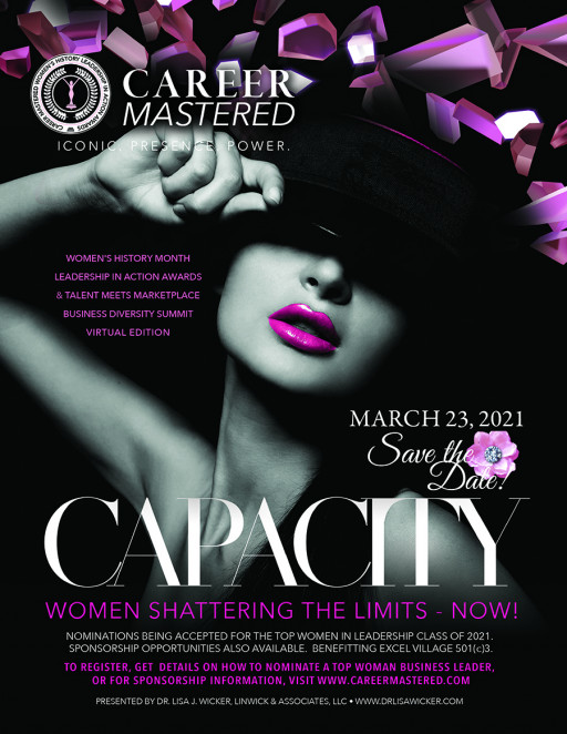 Career Mastered 2021 Women's History National Leadership Awards Announced