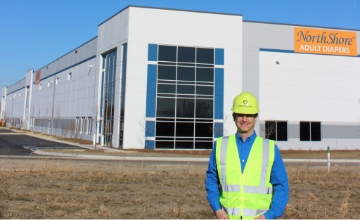 NorthShore® Announces Expansion With New Headquarters, Contact and Fulfillment Centers and Testing Lab