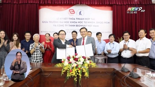 Victoria Provides an Unprecedented Learning Experience for Ho Chi Minh City University of Science
