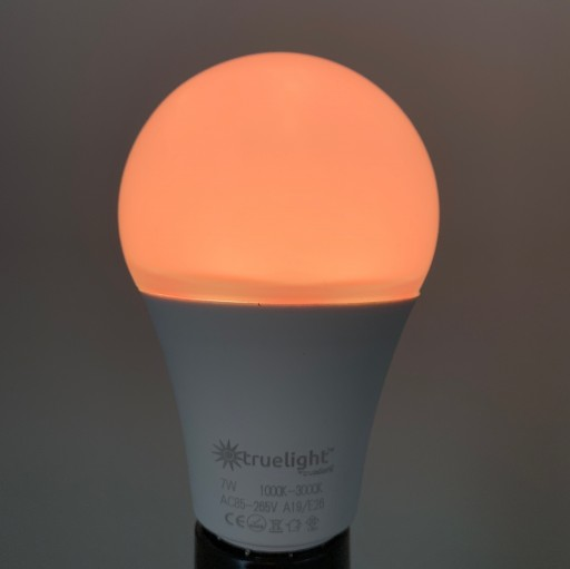 TrueLight® Launches Red Science-Backed Sleep Light