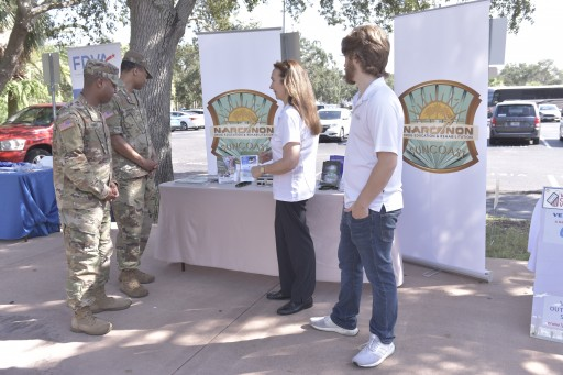 Narconon Suncoast Launches Healthy Veterans Program at USF Veterans Expo
