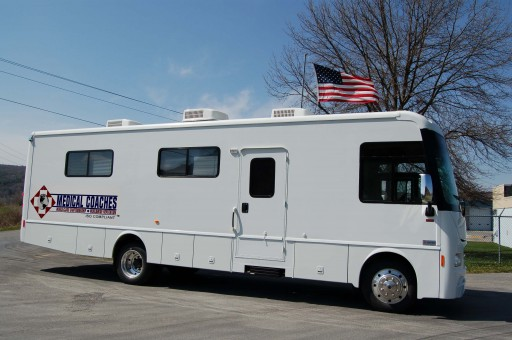 Medical Coaches Awarded Contract by State of Colorado to Manufacture Mobile Opioid Clinics