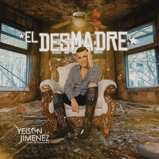 Colombian Artist Yeison Jimenez Sets Off New Single 'El Desmadre' Throughout All of America