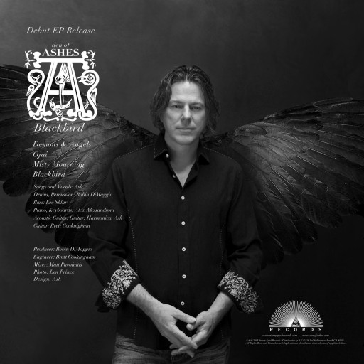 The New Face Of Western, Den Of Ashes, Takes Flight With Blackbird
