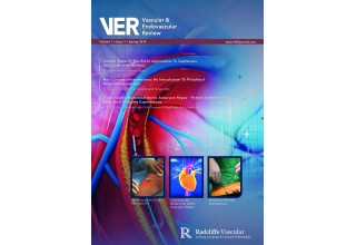 Vascular & Endovascular Review (VER) 1.1 Mock Cover