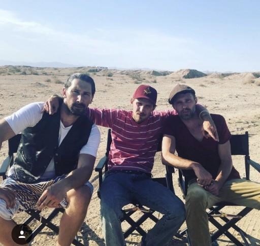 Errol Flynn's Captured Sons Film Director Brendan Moriarty's New Film