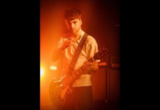 AMERICAN AMNESIA lead vocalist and guitarist Patrick Nemaizer