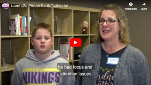 Woodbury, Minnesota Mother Reviews Her Sons' Brain Training Improvements With LearningRx