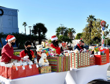 Church of Scientology Christmas toy drive