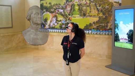 Mount Vernon Launches Groundbreaking Smartglasses Augmented Reality Tour