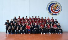 Launching the Costa Rica National Football Team's human rights campaign