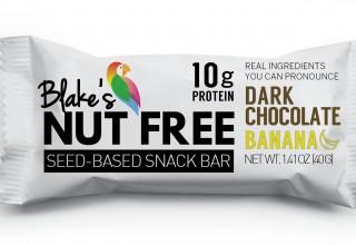Dark Chocolate Banana Snack Bar