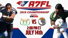 2019 A7FL Championship Presented by TimTam