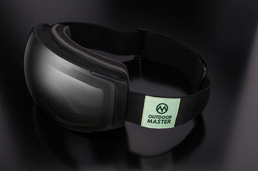 OutdoorMaster Announces Launch of World's First Sustainable Series Ski Goggles