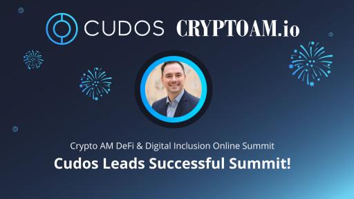 Cudos CEO Matt Hawkins Pledges His Congratulations After Successful Digital Summit