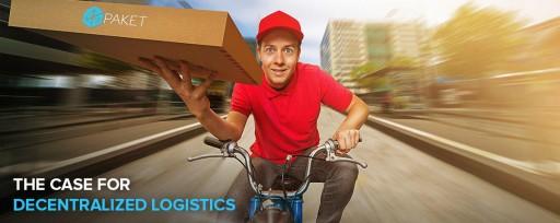 PAKET to Launch a Decentralized Deliveries Platform