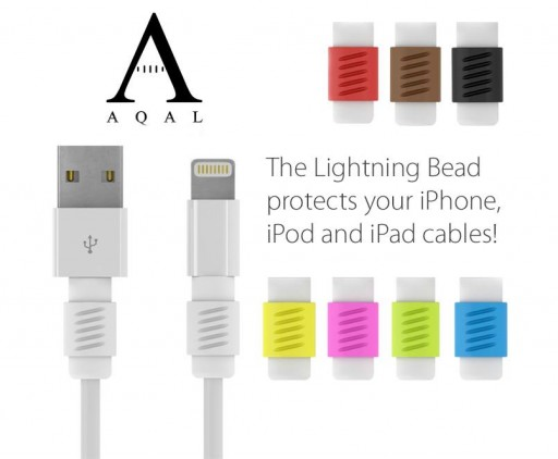 The Bead Is a Small Item That Offers Huge Protection to Preserve Lightning and MagSafe Cables
