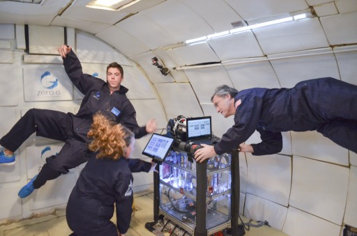 Carthage College Experiment Launched Into Space by Blue Origin