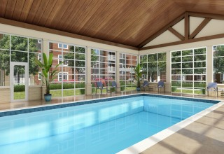 Discovery Village At Sandhill Indoor Heated Pool