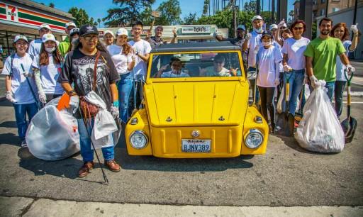 Working Together for a Cleaner, Safer Hollywood