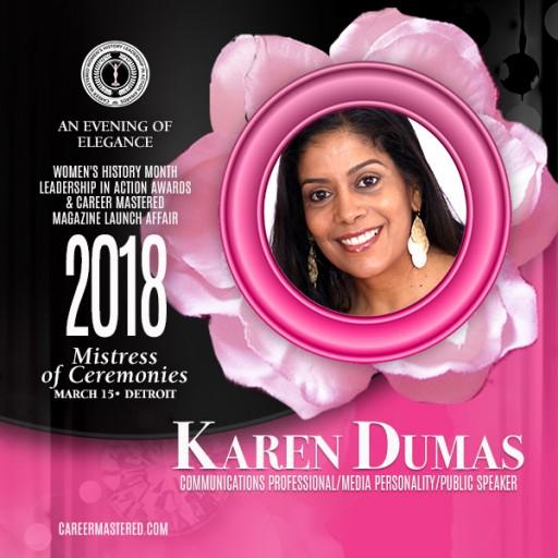 Veteran Radio Personalities to Host 2018 Career Mastered Women's History Leadership Awards & 'Career Mastered Magazine' Launch