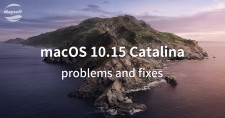 macOS 10.15 Catalina Problems
