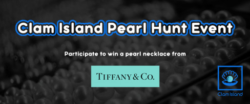 Clam Island allows Pearl NFT to be redeemed for real-life pearl necklace from Tiffany & Co valued at up to $10,000