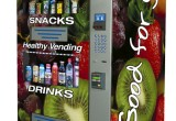 HealthyYOU Vending machine