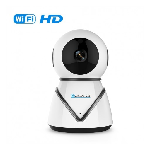 The Upgraded ElinkSmart 720P Smart Wi-Fi Camera Comes With More New Features