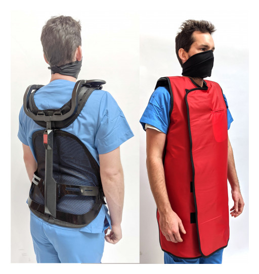 suitX Launches a Novel Exoskeleton for Use by Healthcare Personnel