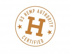 U.S. Hemp AuthorityTM [USHA] Certification seal