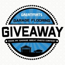 Greatmats Garage Flooring Giveaway Photo Contest