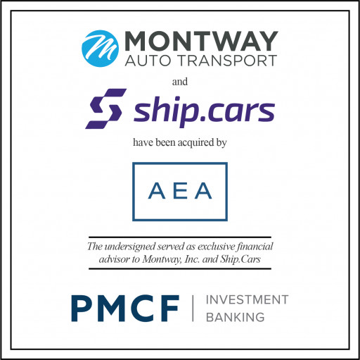 PMCF Advises Montway and Ship.Cars in Sale to AEA Investors