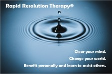 Breakthroughs in Overcoming Trauma Are Found in Rapid Resolution Therapy