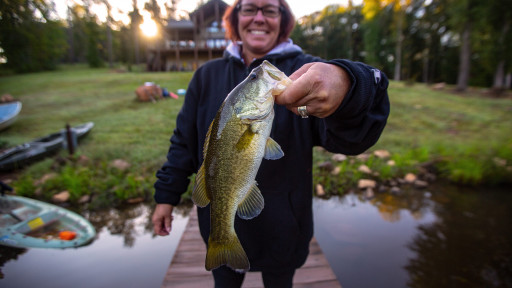 Catch More Trophy Bass From The Pond With Tips From Top Pros