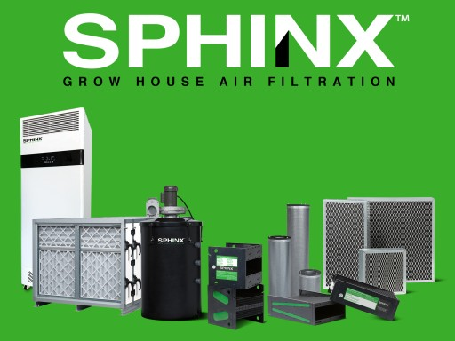 Purafil Solves Grow House Odor Problem With New SPHINX™ Line