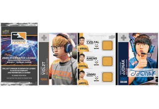 2020 OVERWATCH LEAGUE UPPER DECK SERIES 1 TRADING CARDS