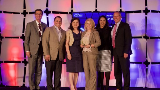 Inova Alexandria Hospital Wins 2017 Gold Ozzie Award